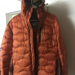 SUPERDRY LIGHTWEIGHT COAT
